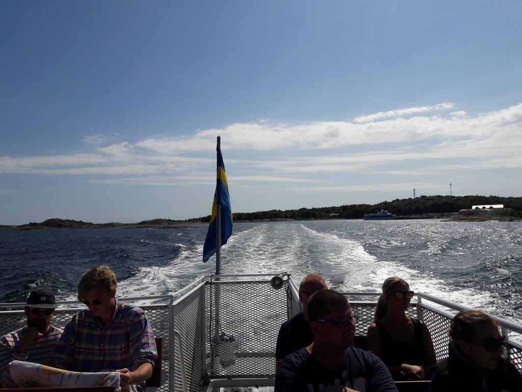 Ferry to the archipelago