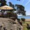 Solbrännan, Sea bath close to us with restaurant & a beach