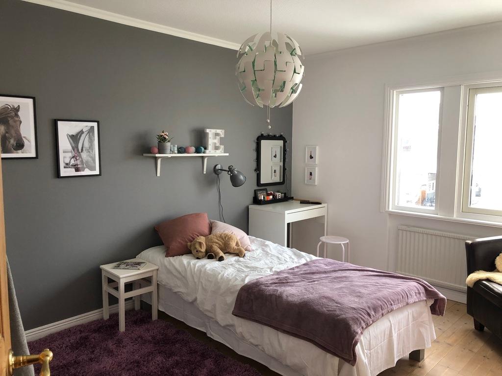 House no 1, bedroom