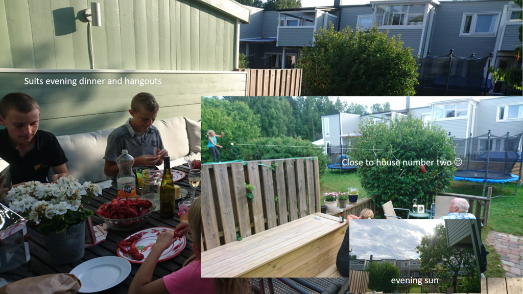 Backyard house no 1