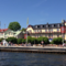 Vaxholm small archipelago city for a daytrip