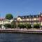 Vaxholm small archipelago city for a daytrip