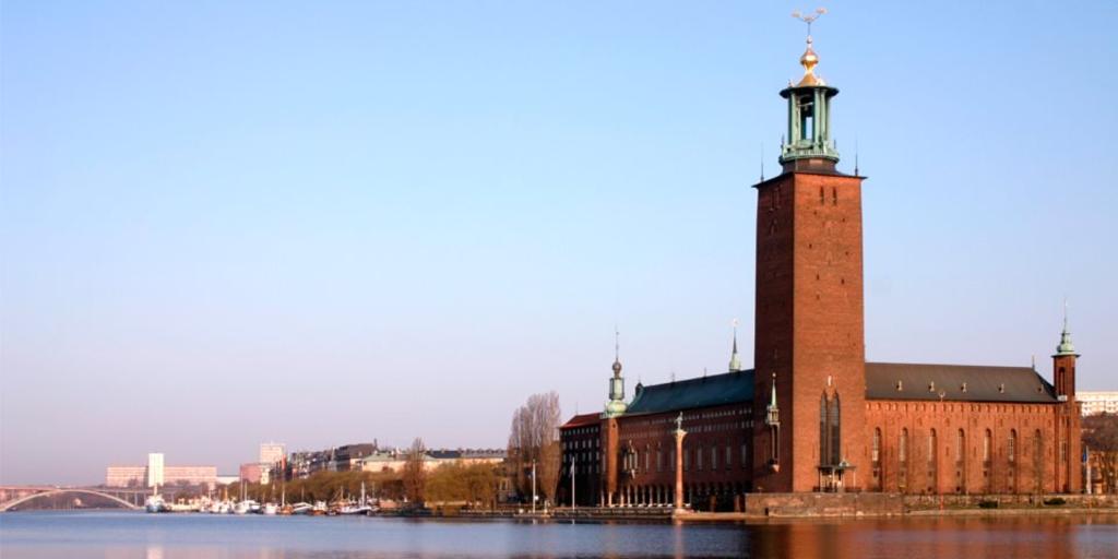 The City hall - Nobel prize dinner venue