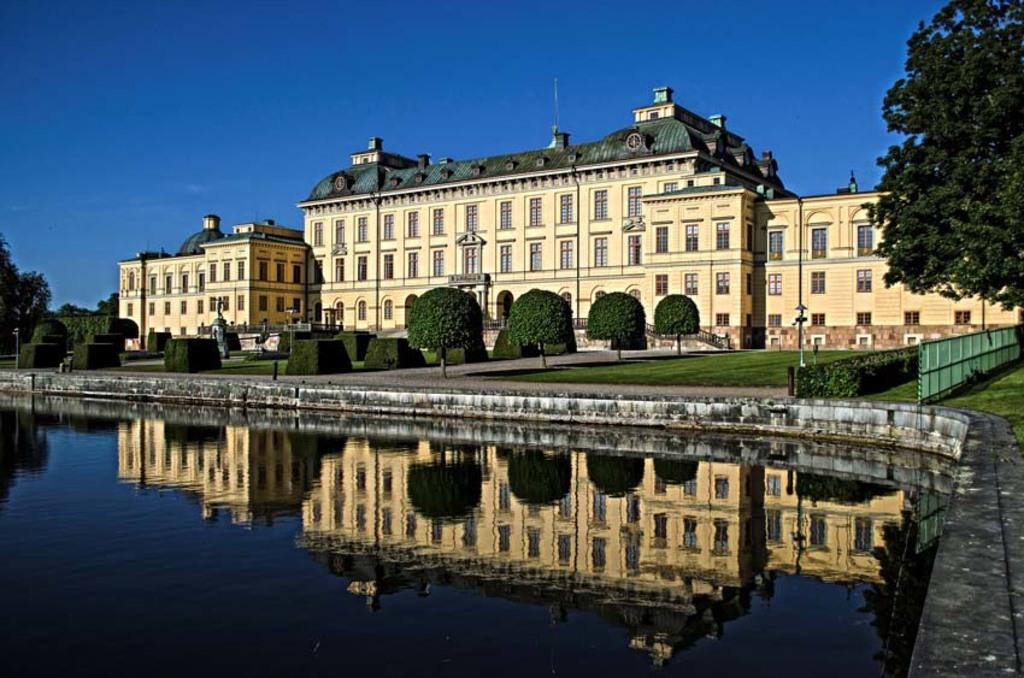 Drottningholm Royal castle