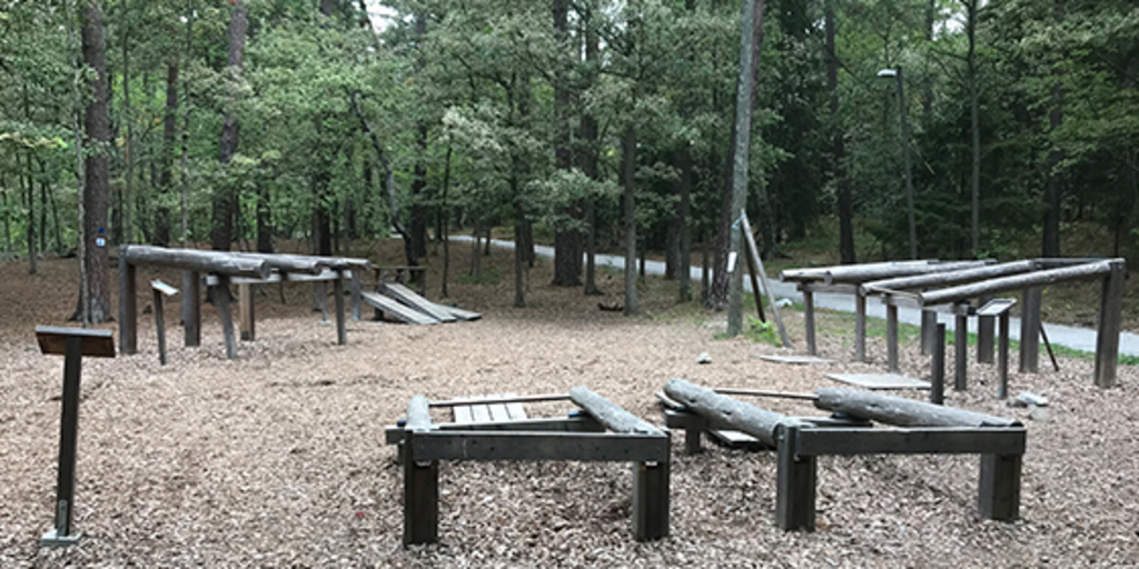 Outdoor gym - Altorp
