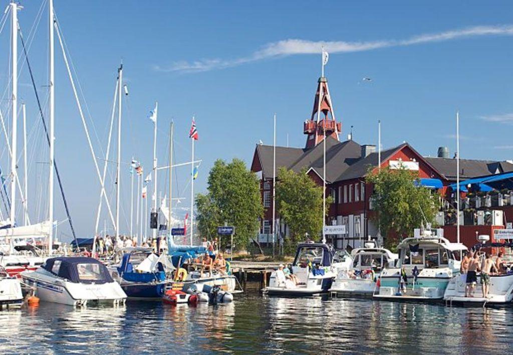 Sandhamn archipelago day trip