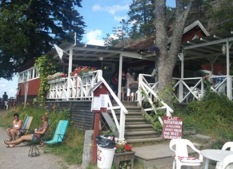 Café at Lillsved
