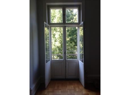 Balcony Window - Flat Malmö