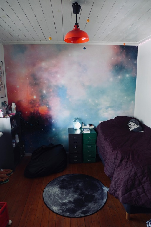 our sons bedroom