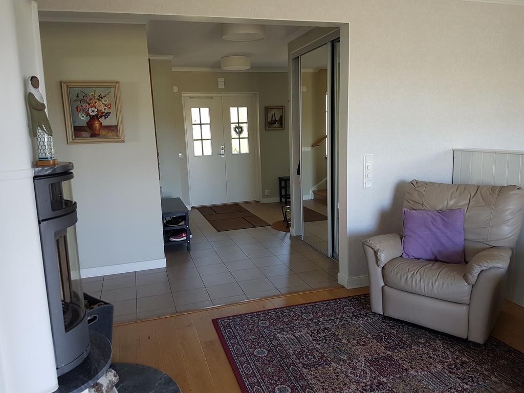 Familyroom/entrance
