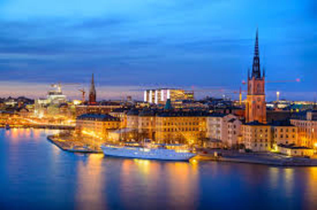 Beautiful Stockholm!