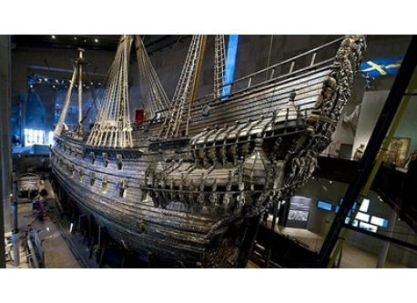 The Vasa-ship