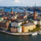 View of Stockholm City (20 minutes from our house)