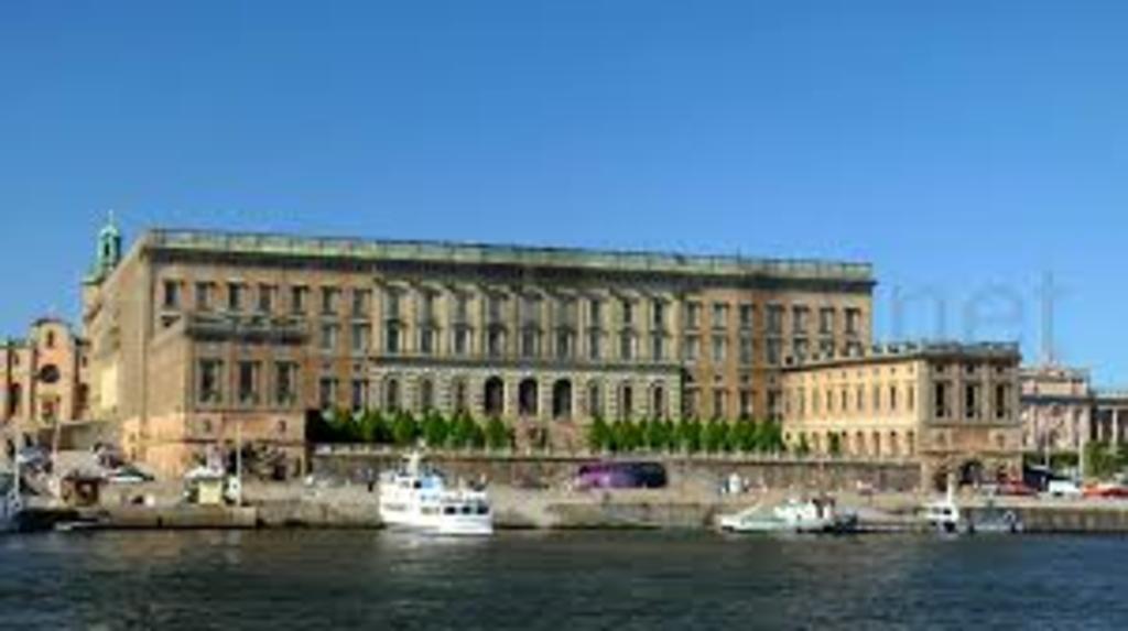 Stockholm castle