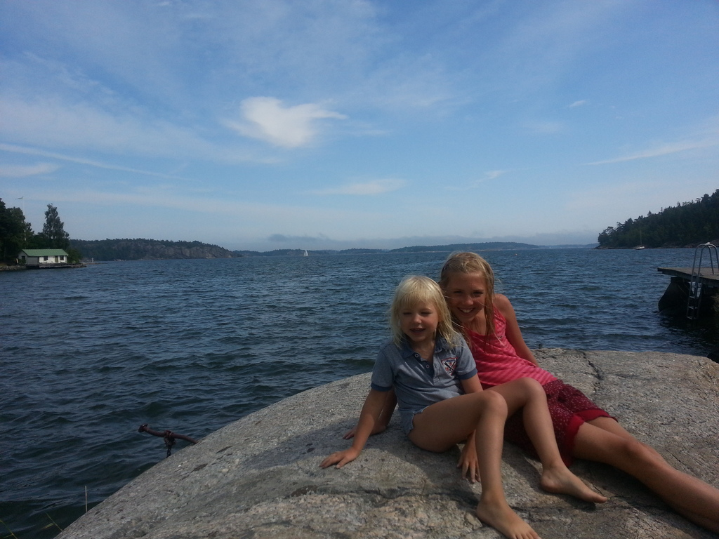 Tyresö archipelago (15 minutes)