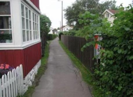 Road on Köpstadsö