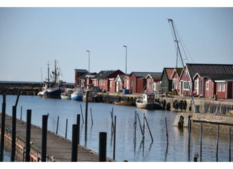 Harbour, 2 kilometers from home