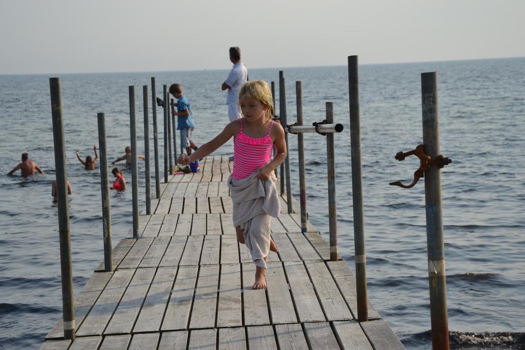 Baltic Sea 200 m.