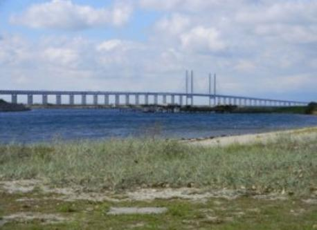 The bridge to Copenhagen