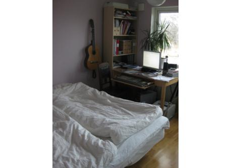 bedroom on first floor, computer