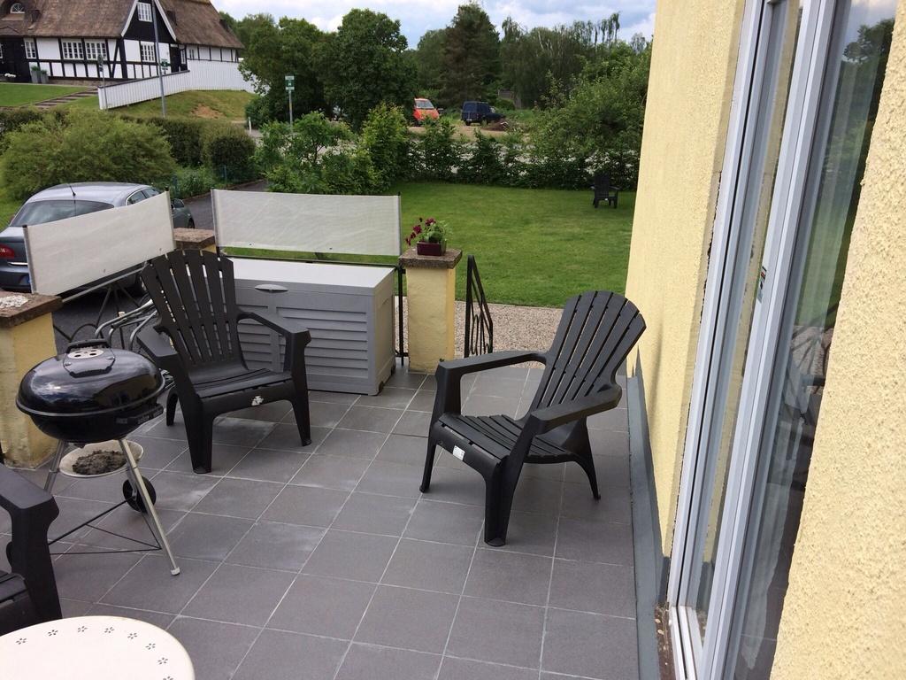 Balcony outside the Livingroom.