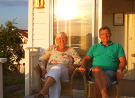 Marianne and Lennart