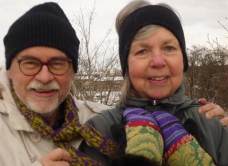 Johan and Kerstin