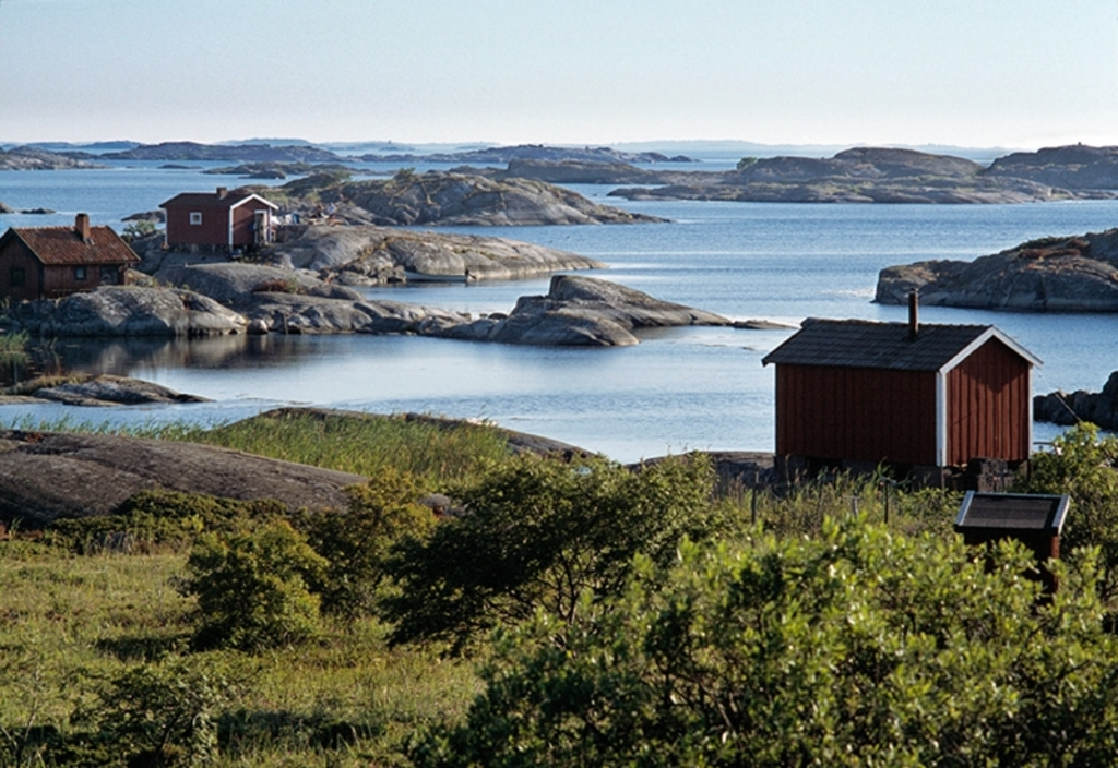 The archipelago of Stockholm