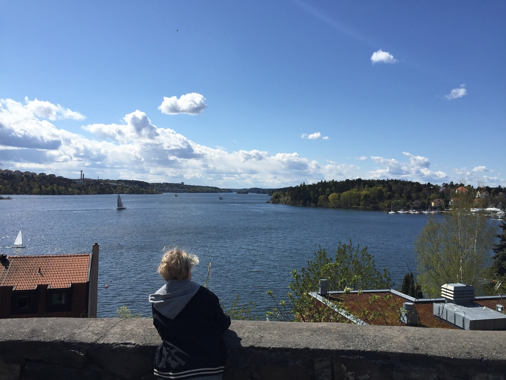 Walk around Stora Essingen