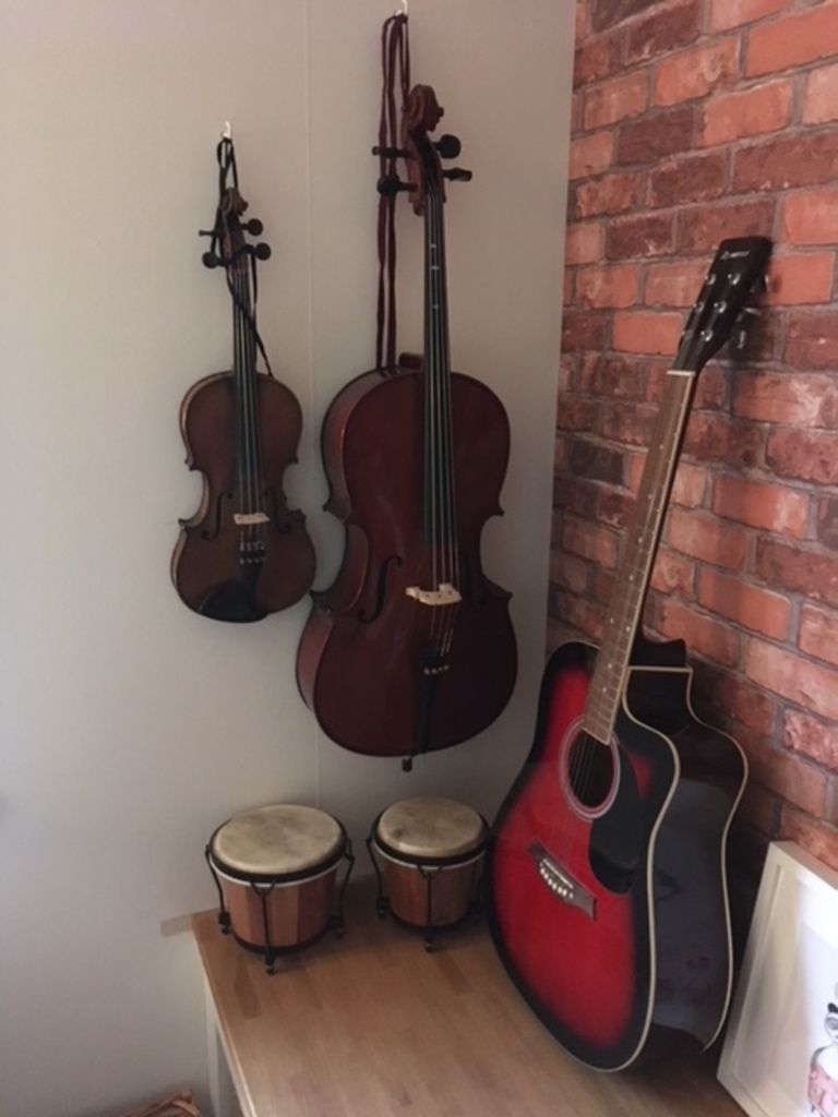Our music instruments