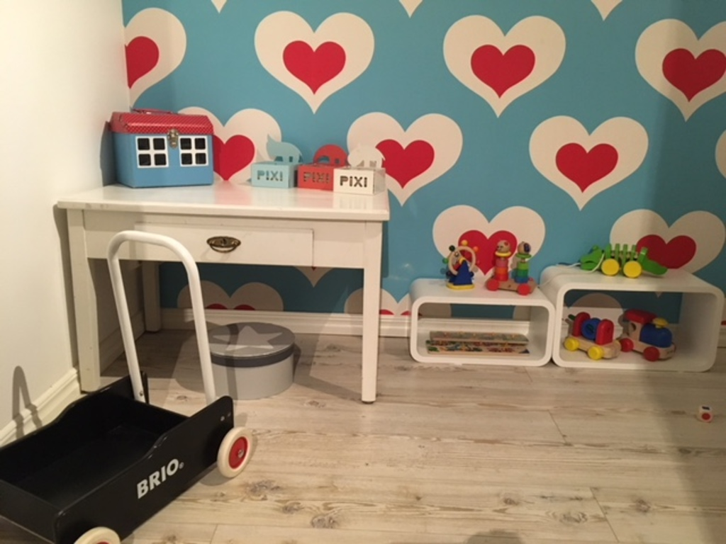 Playroom everything for children from 0-12