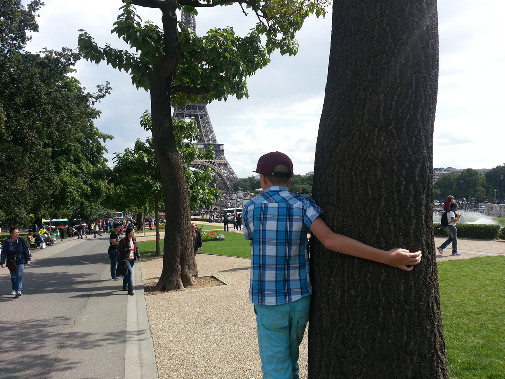 Paris, summer 2014