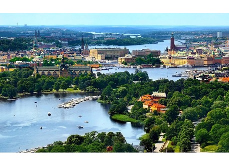 """Our beautiful capital, Stockholm, """"The Venice of the North""""!"""