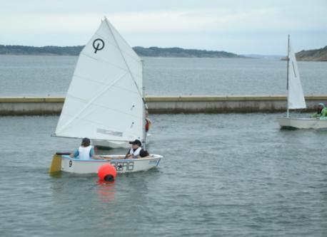 Sailingclub 5 km away