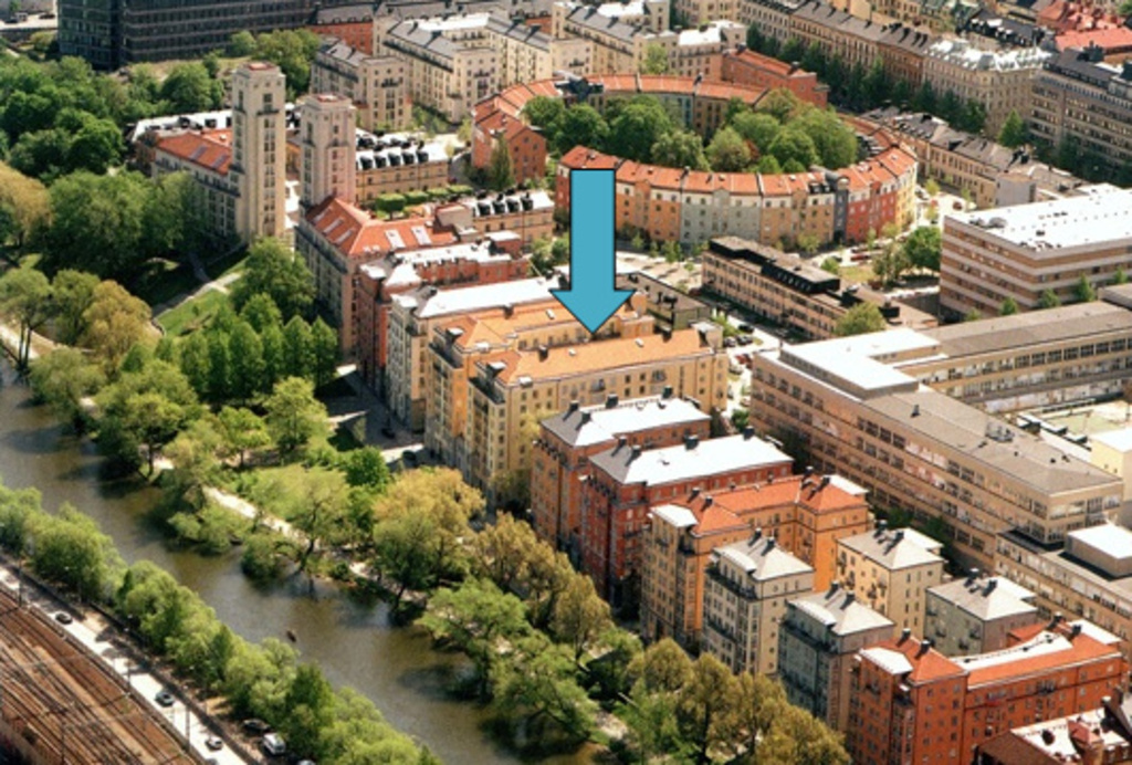 Water and parks – in the middle of the city!