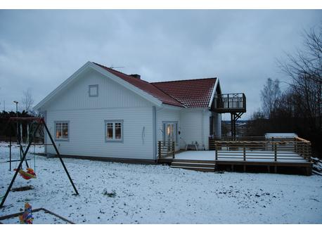 Our backyard in winter.