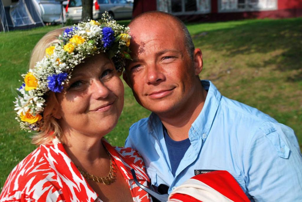 Joanna & Fredrik