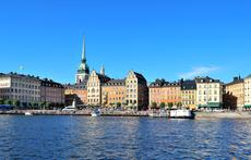 The city of Stockholm.