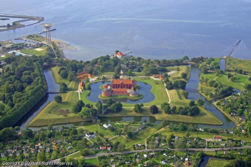 The citadell in Landskrona built 1550