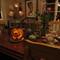 Halloween pottering
