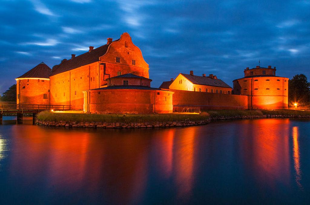 Landskrona citadell from 1550 worth a visit!