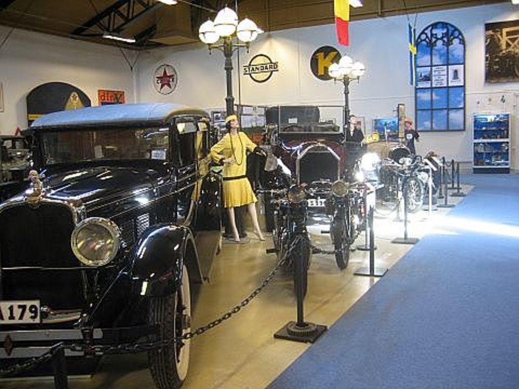 Köping Car Museum