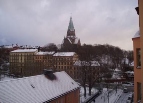 Winter from bedroom