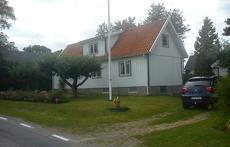 house from road