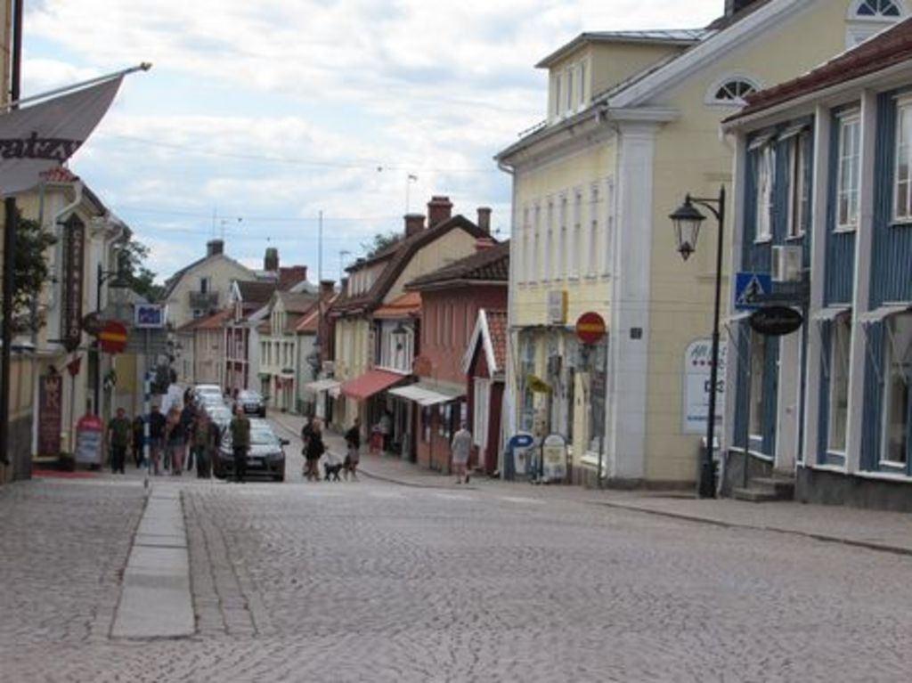 Town of Vimmerby. 20min by car.
