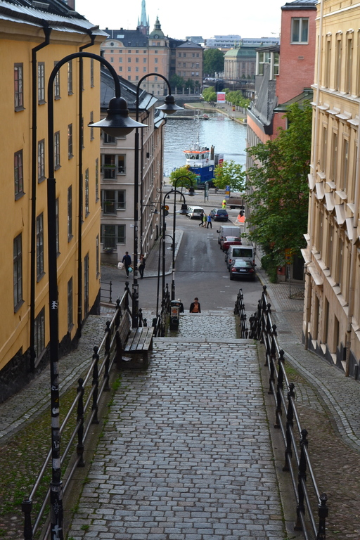 Streets of Södermalm