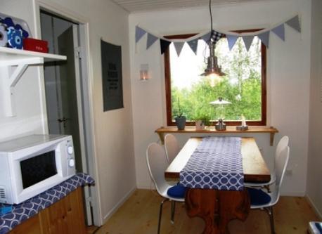 Summerhouse kitchen