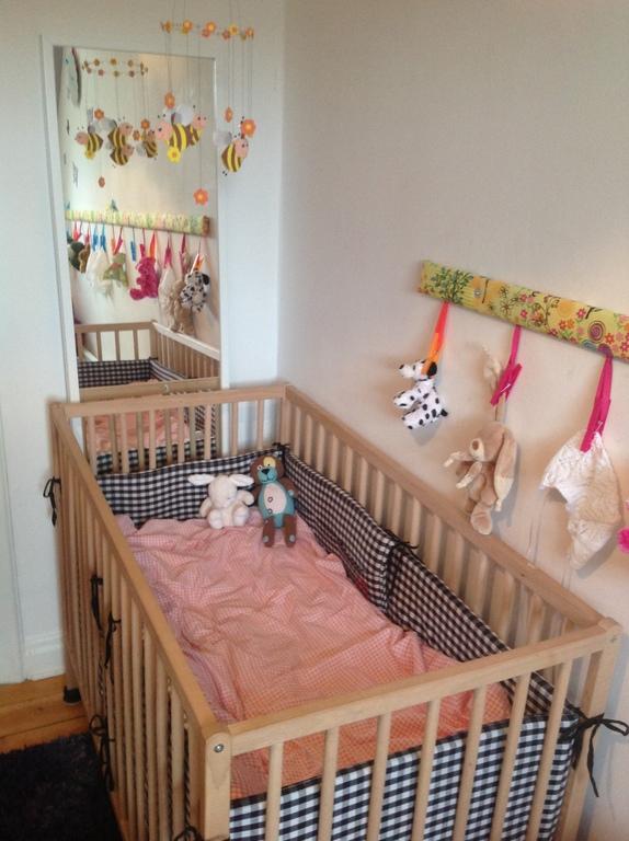 Nella's sleeping corner