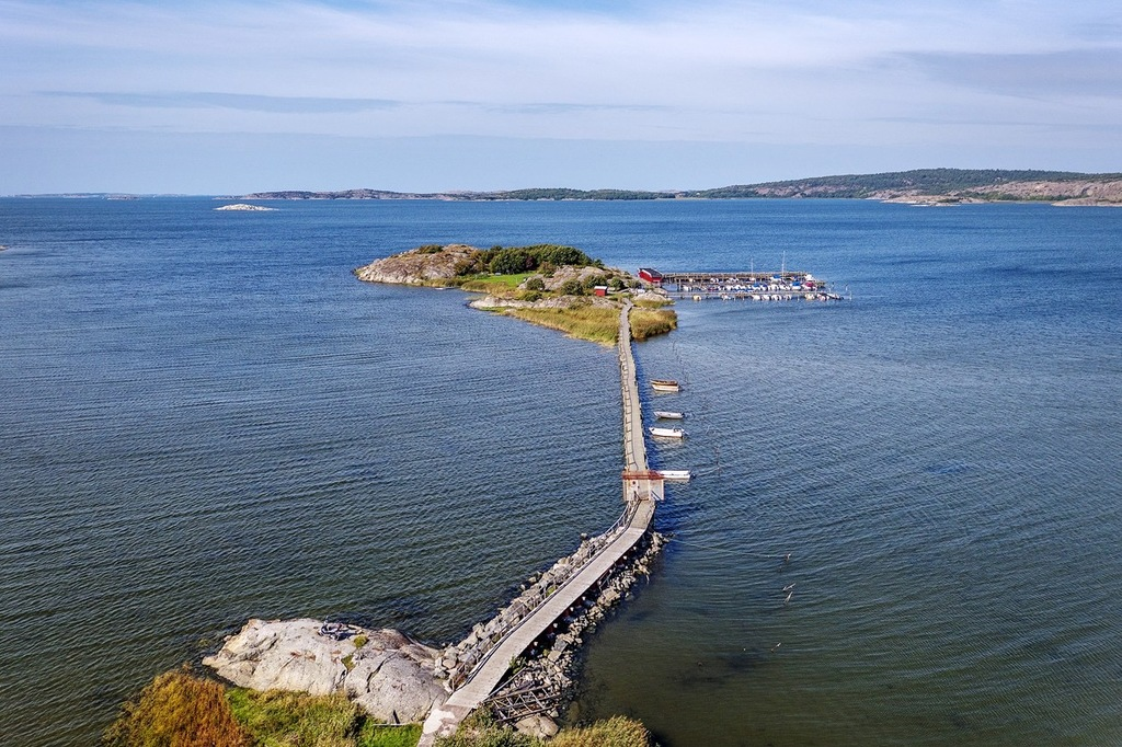 Grågåseholmen, island for recreation for members