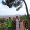 Family on exchange in Greece